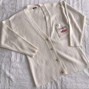 Daniel Hechter FRANCE button-up cardigan